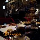 رستوران عربی هترا