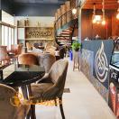 کافه رستوران گندم ونک