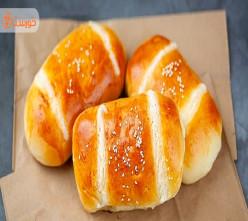 طرز تهیه نان شیرمال ترکی خانگی