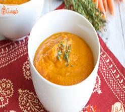 تهیه پوره مرغ و هویج (غذای کودکان)