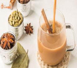 تهیه چای ماسالا(نوشیدنی هندی)