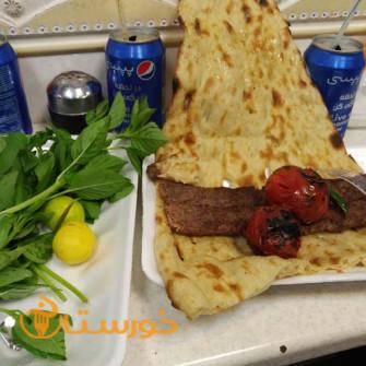 رستوران حاج فضل الله گلپایگانی و پسران