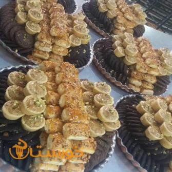 شیرینی کلمپه سرای مریم (کرمان)