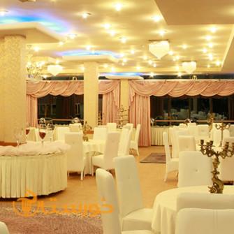 تالار هتل برج سفید