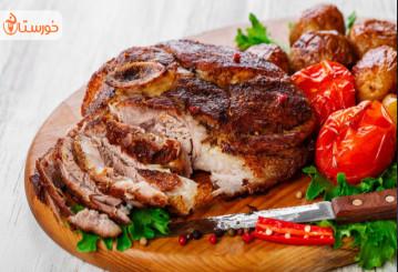 طرز تهیه خوراک فیله گوسفندی