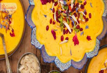 طرز تهیه خورشت ماست اصفهانی با گوشت