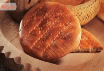 طرز تهیه نان فطیر خانگی