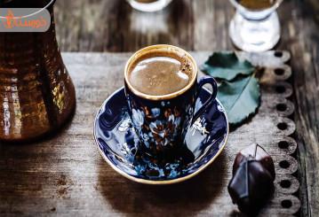 طرز تهیه قهوه ترک با قهوه جوش + نکات دم کردن قهوه