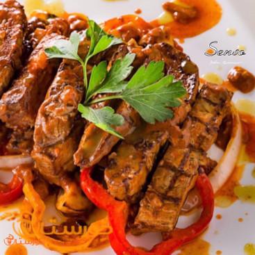 رستوران ایتالیایی سنسو