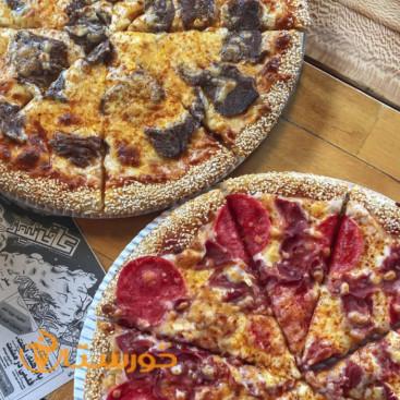 پیتزا فابریکا