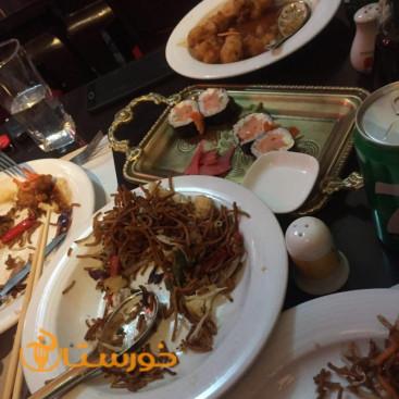 رستوران ژاپنی ستاره ونک