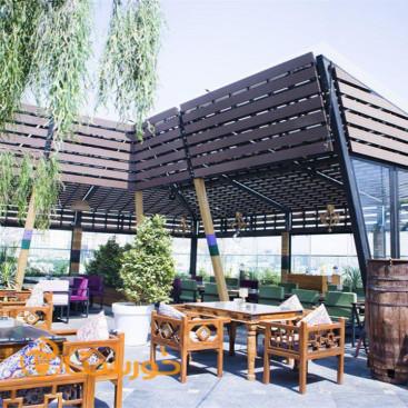 رستوران دهکده(روشا)