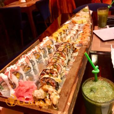 رستوران ژاپنی سوشی خونه