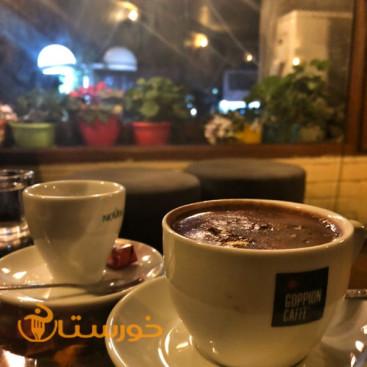کافه پستو
