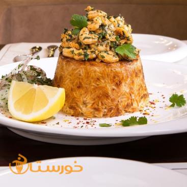 رستوران عربی مدائن