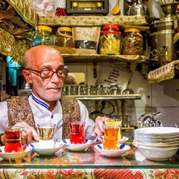 چایخانه بزرگ تهران