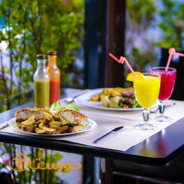رستوران ایتالیایی بوکا