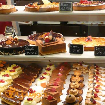 شیرینی فروشی بی بی