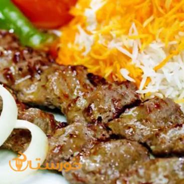 رستوران غذای ایرانی جانان