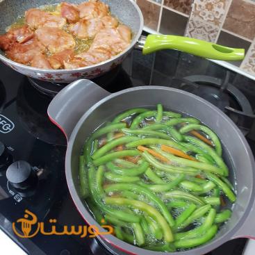رستوران حاج مرتضی بندر انزلی